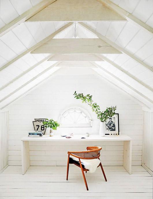 domino home tour of designer Leanna Ford. / MaeganKJohnson