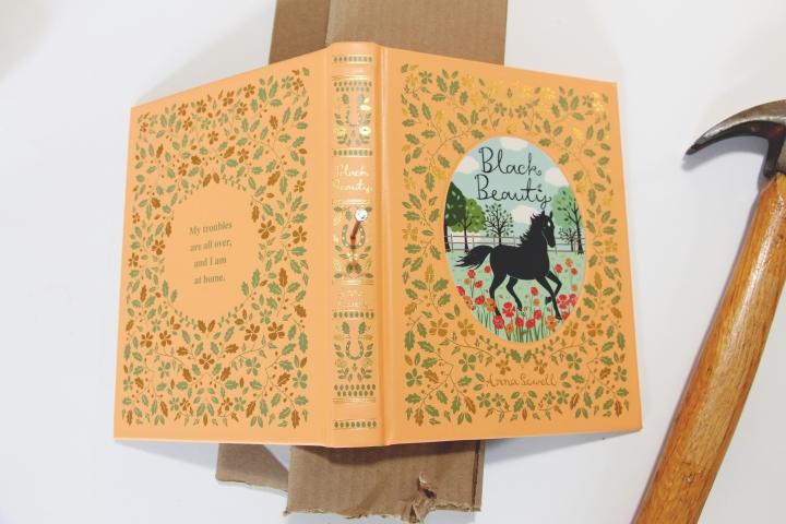 Maegan-Johnson-Original-DIY-Book-Mobile-Boho,-Retro,-Cowgirl,-Prairie,-Tools,-Items-Needed,-Black-Beauty,-Wedding-Book-Mobile,-Teen-Book-Mobile-9