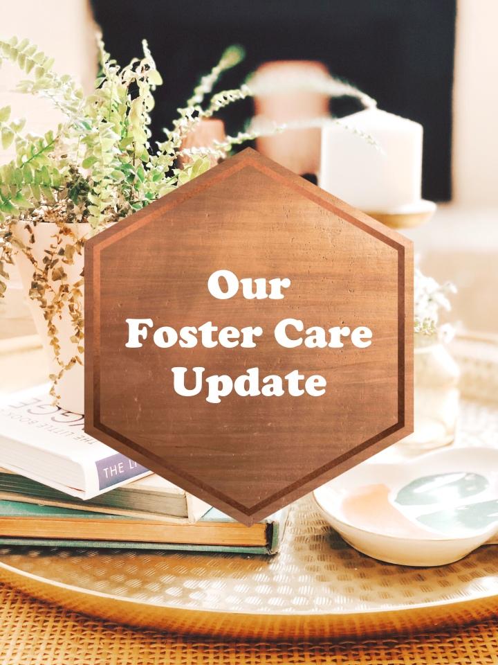 Our Foster CareUpdate