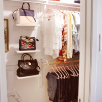 Master Bedroom Closet Mini Renovation