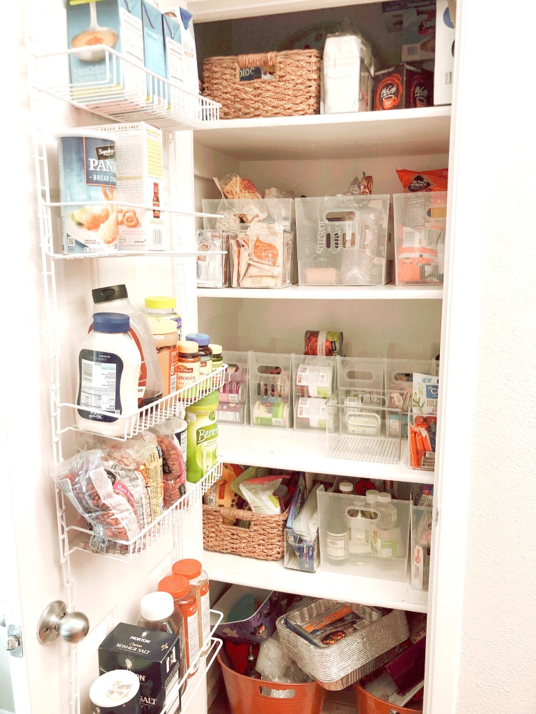 Gussied Up and Glitzed Maegan Johnson Pantry Organization 8