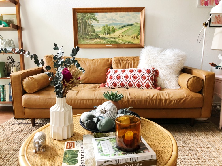 Gussied Up and Glitzed Living Room Tour30